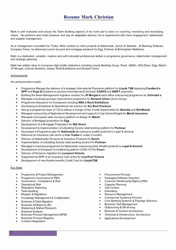 Online Resume Writing Services Resume Examples