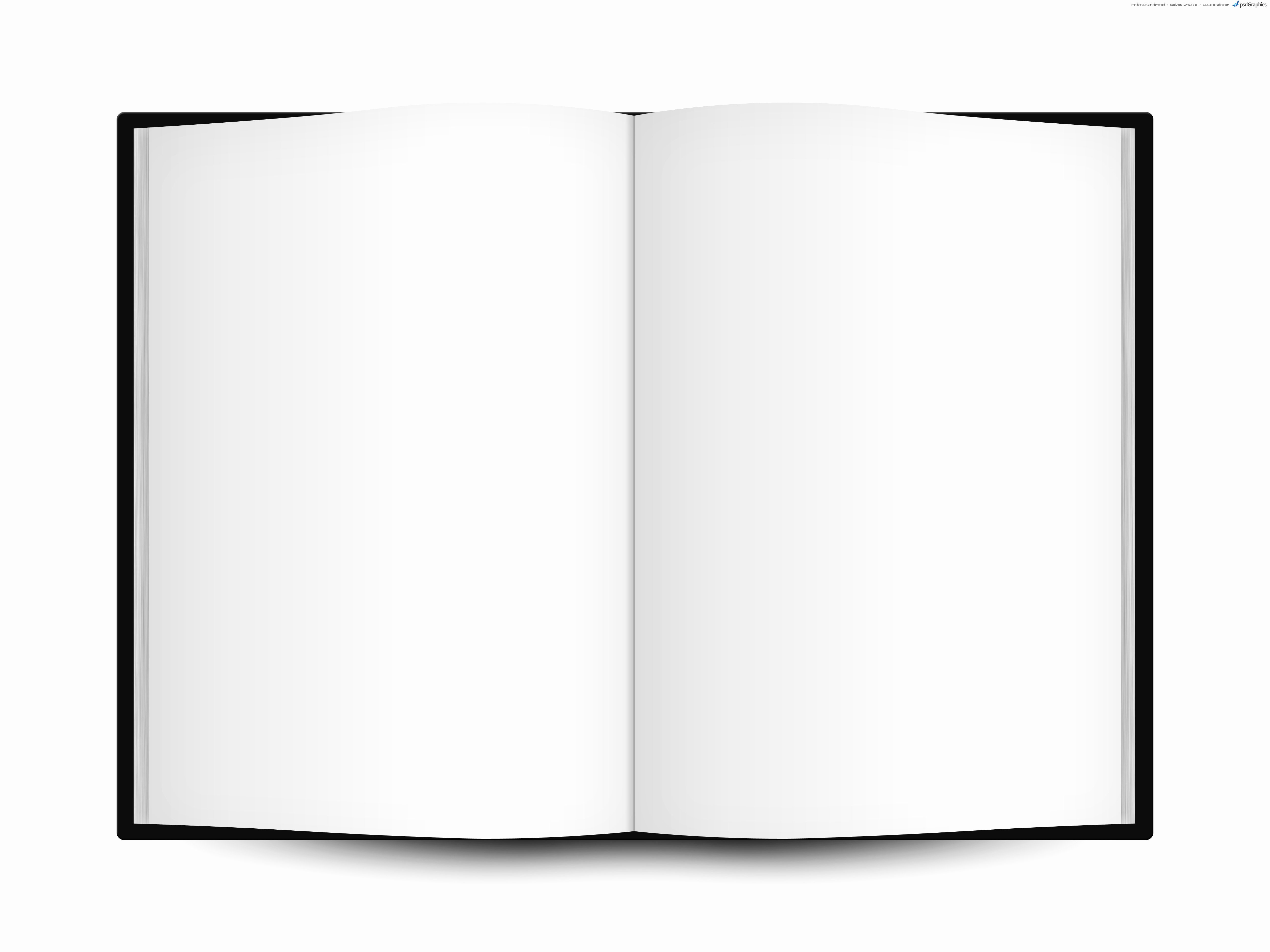 Open Book Clip Art Clipartion