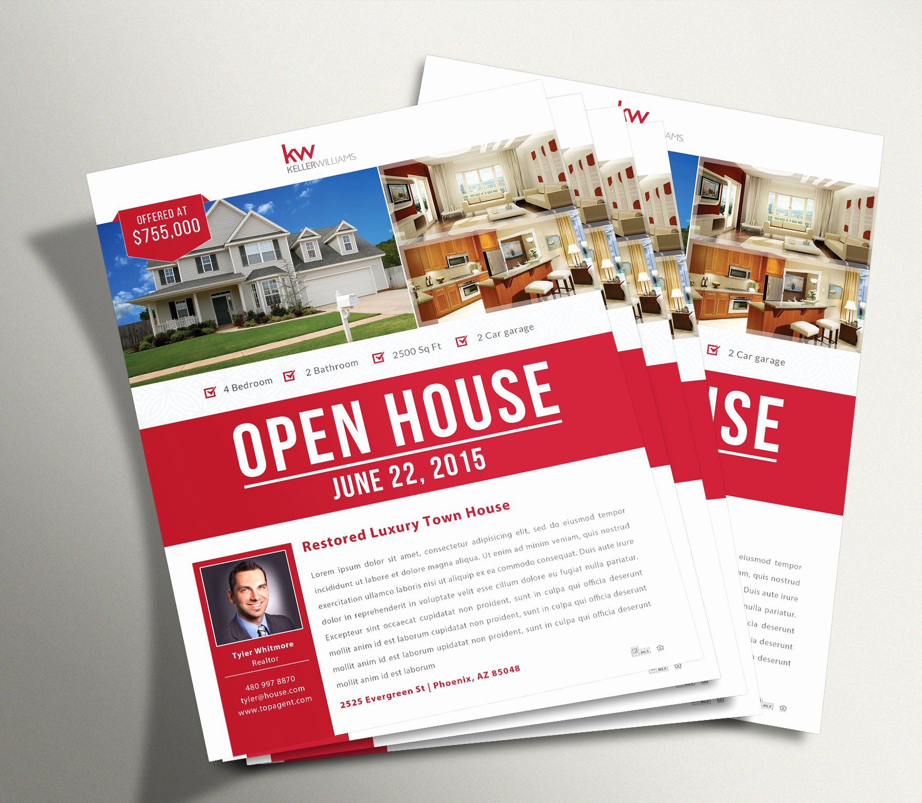 Open House Flyer 1