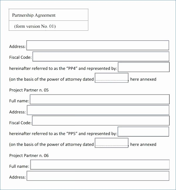 Operating Agreement Template Free