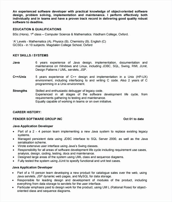 Oracle Pl Sql Developer Resume Sample Resumes Co Ms Access