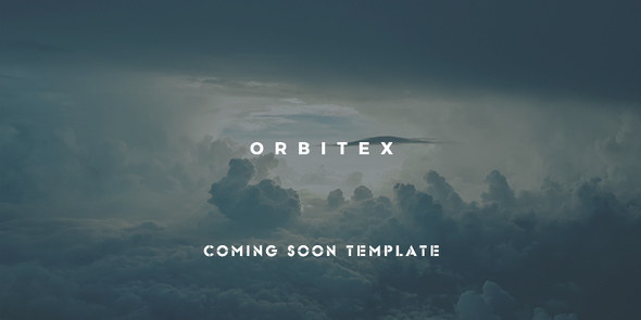 Orbitex – Concept Responsive Ing soon Template – Over