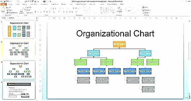 Organizational Chart with Pyramid Background organization