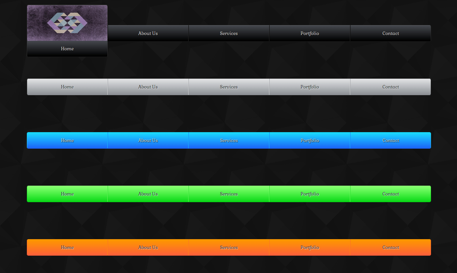 Organized Css3 and 5 Free Website Templates Ptimomlo