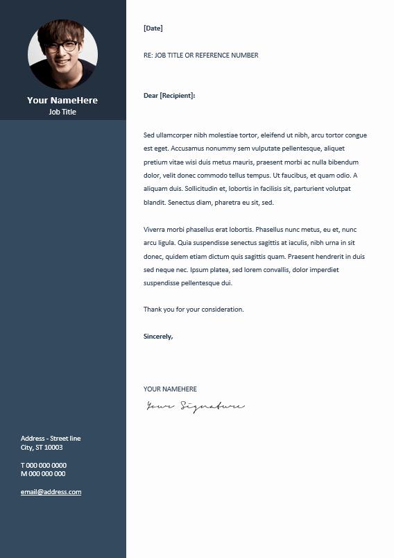 Orienta Free Professional Resume Cv Template