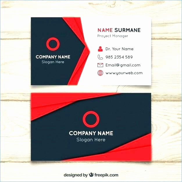 Outstanding Business Card Ai Template Wordpress