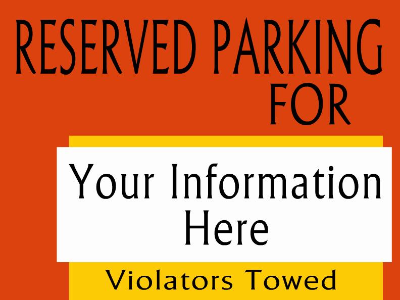 Parking Templates