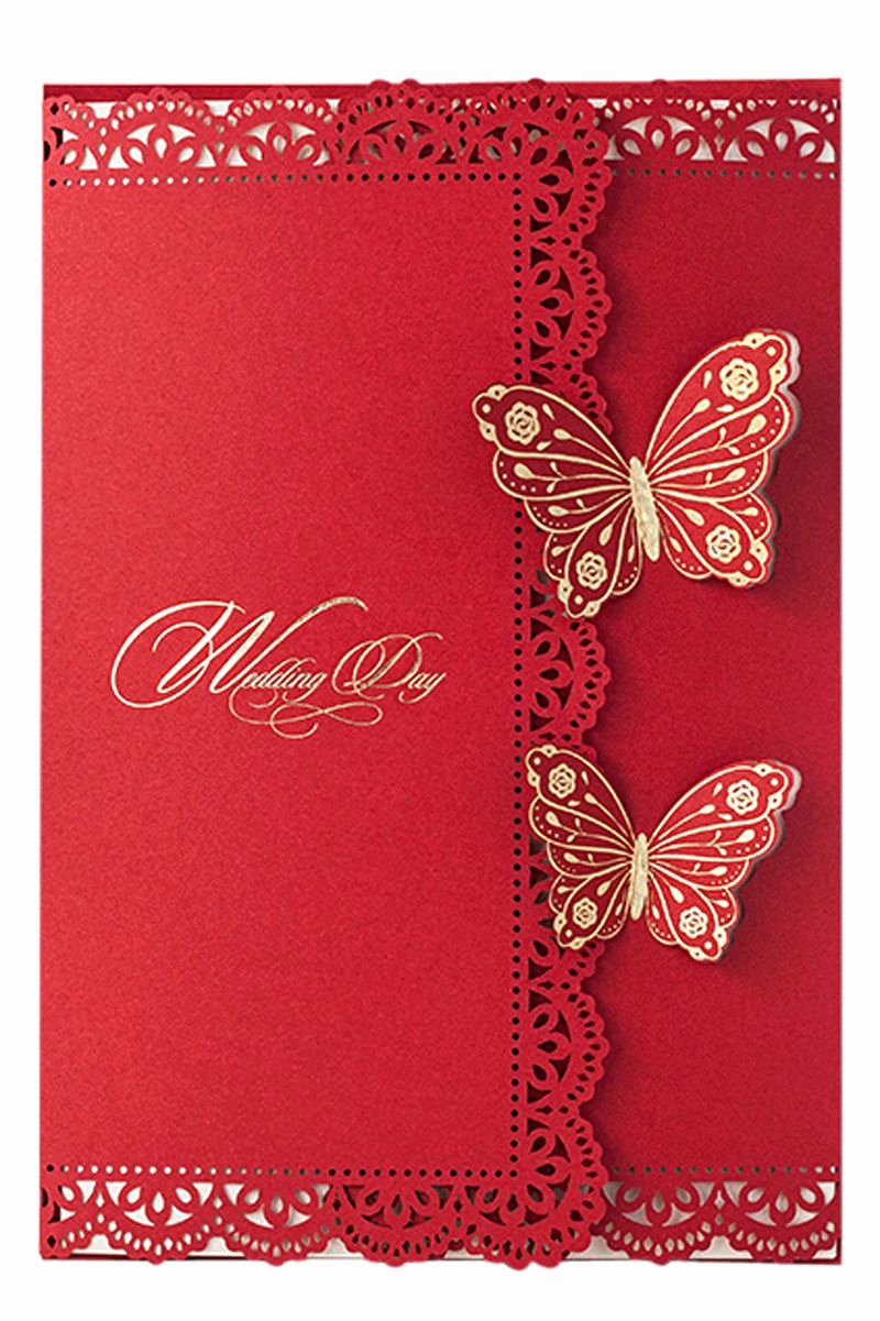 Party Invitation Personalized Wedding Invitation Cards