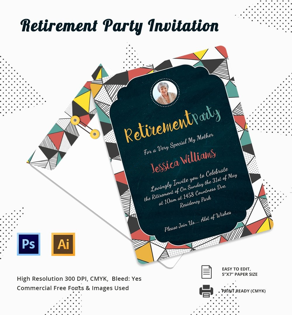 Party Invitation Template – 31 Free Psd Vector Eps Ai