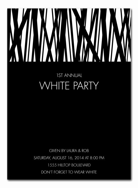 Party Invitations Awesome All White Party Invitations Ideas All White Invitations All White