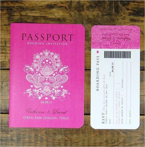 Passport Templates Free & Premium Templates