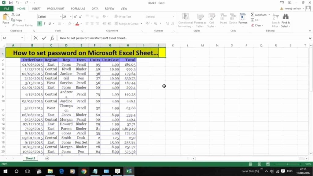 Password Spreadsheet Template Spreadsheet Templates for