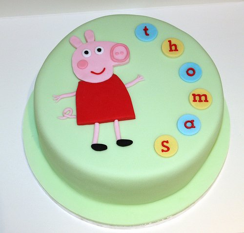 Peppa Pig Cake Ideas 2012 50 Pics