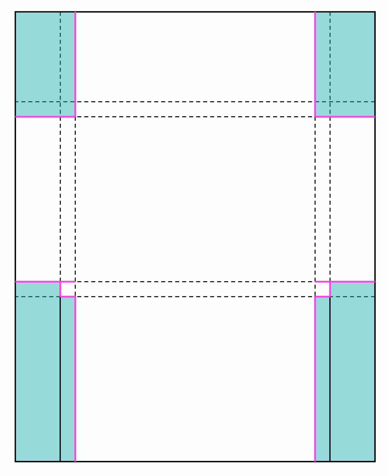 Perforated Note Cards & Card Set Envelope Tutorial