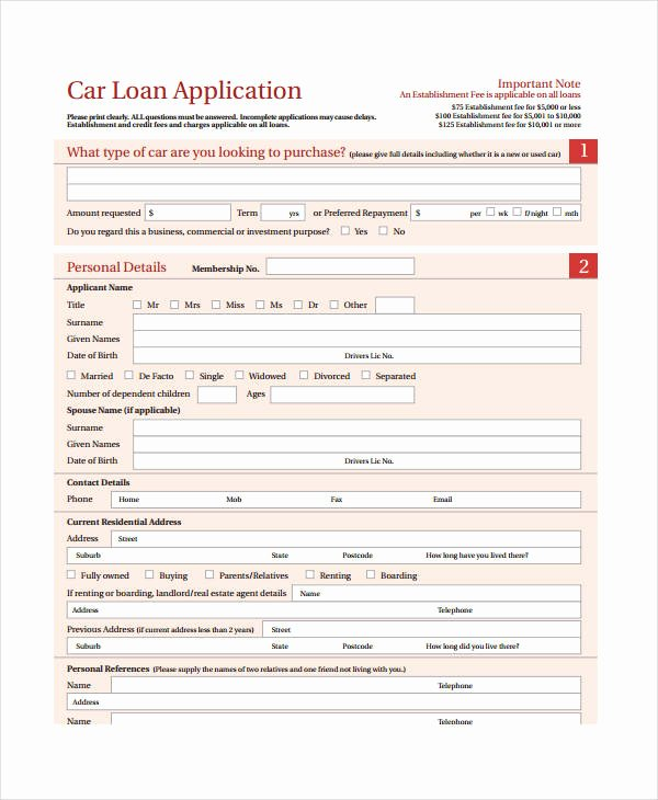 Personal Loan Agreement 10 Free Pdf Word Documents