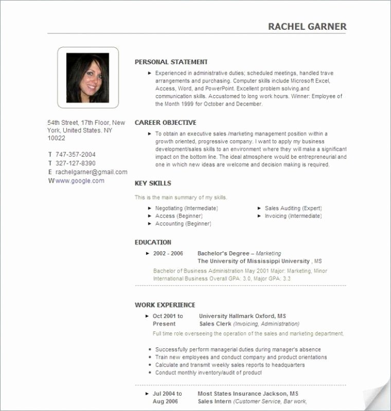 Personal Skills for Resume Best Resume Gallery