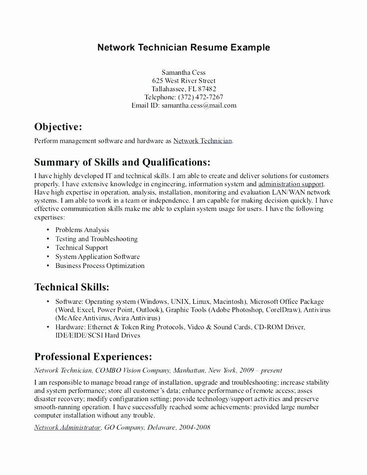 Pharmacy Technician Resume Sample for Hospital Pharmacy