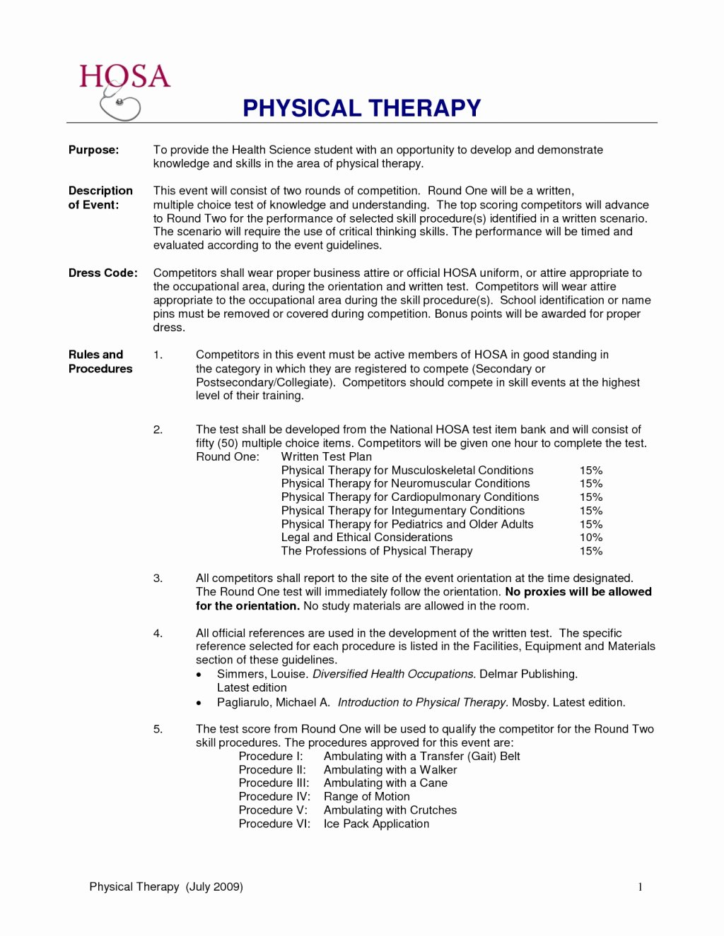 Top 8 Physical Therapist Assistant Resume Samples Latter