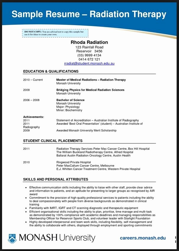 Physical therapy Resume Objective Samples