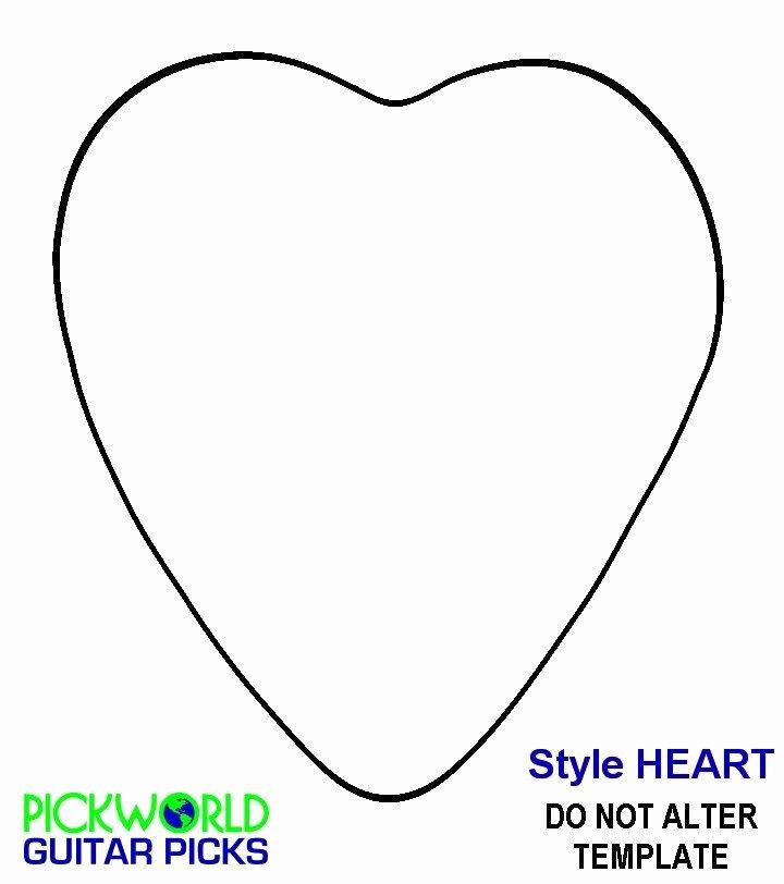 Pickworld Custom Printed Guitar Picks
