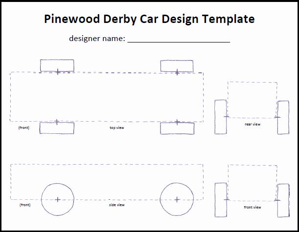 Pics S Pinewood Derby Car Templates Pdf 0crd0r68