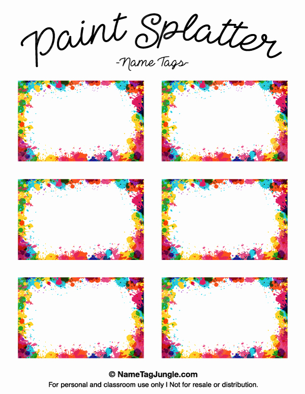 Pin by Muse Printables On Name Tags at Nametagjungle