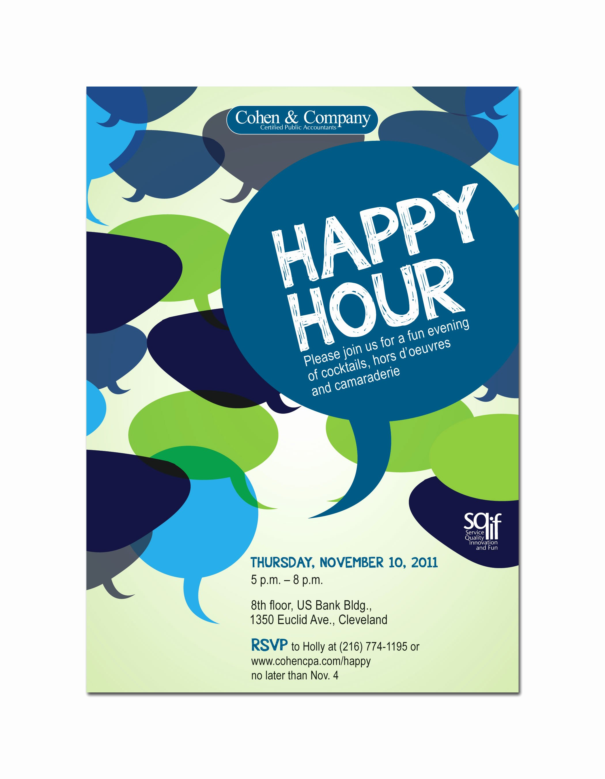 Pin Happy Hour Invitation Template Wel E to Airg On