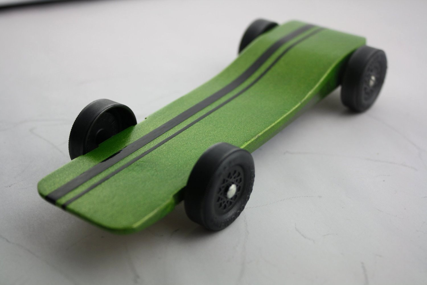 Pinewood Derby Car Kit Fast Speed Plete Ready to by
