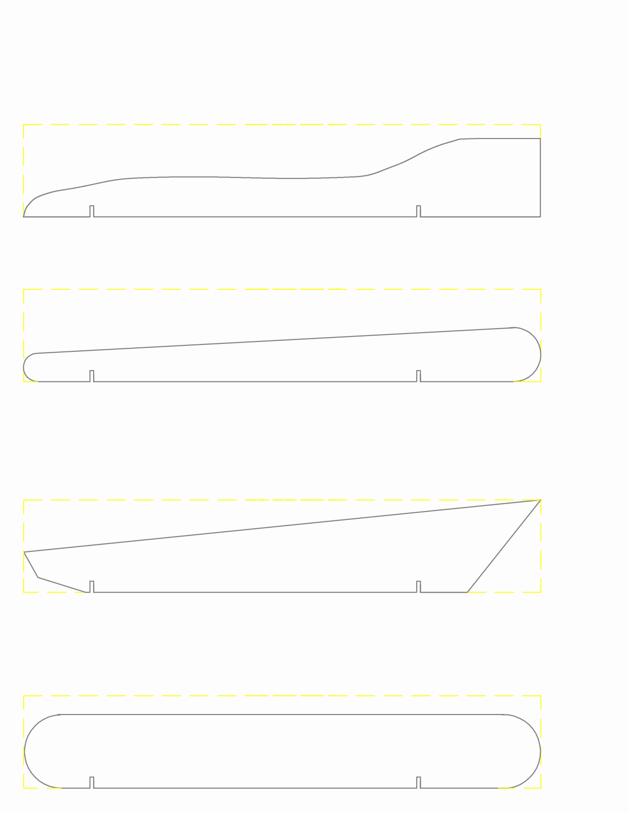Pinewood Derby Car Templates Google Search