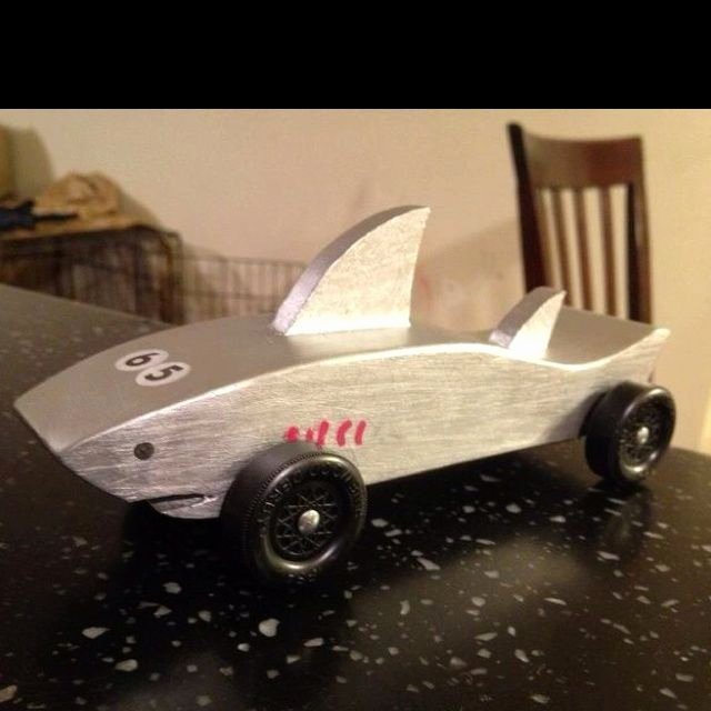 Pinewood Derby On Pinterest