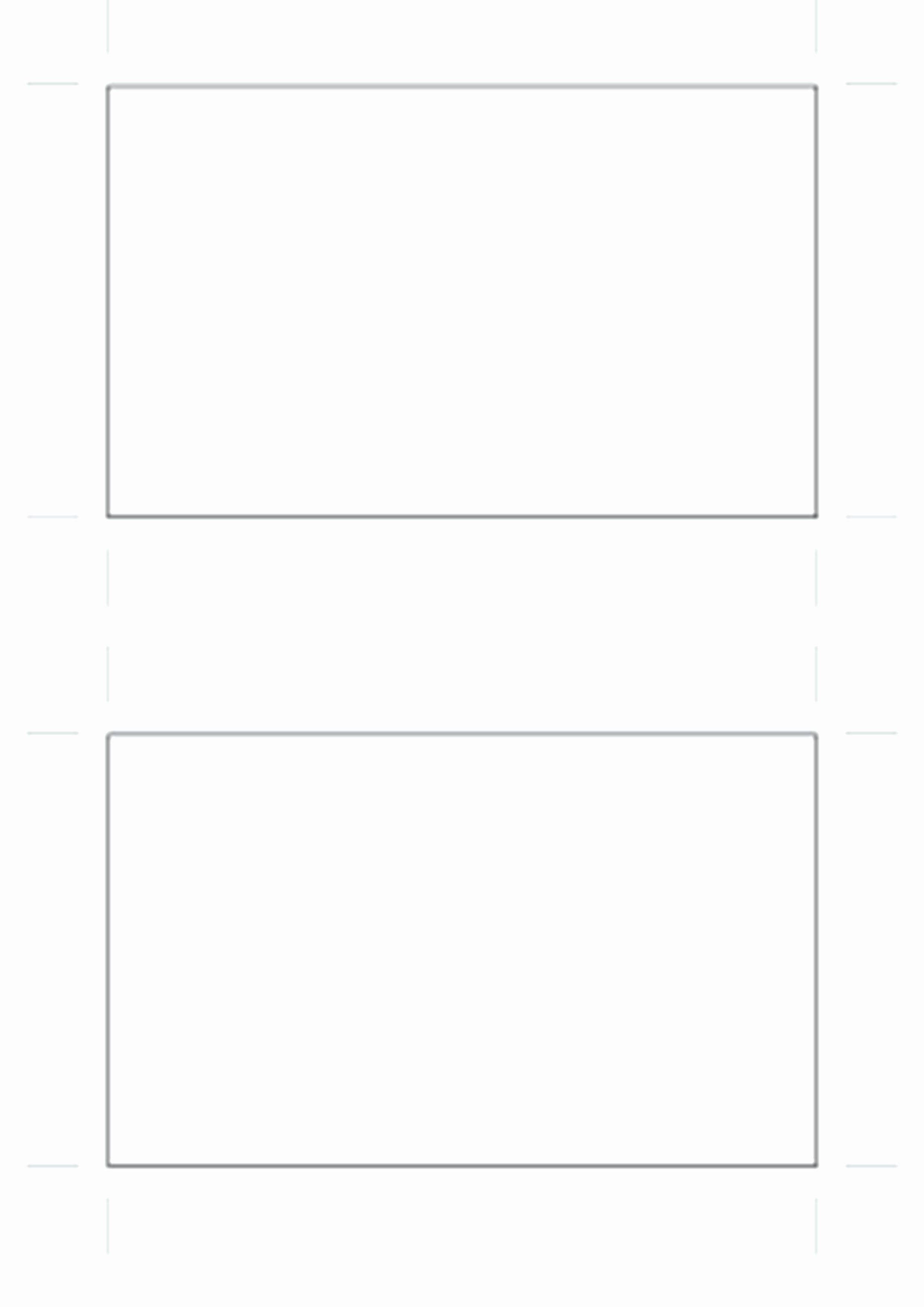 Plain Business Card Template Microsoft Word