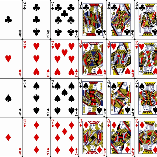 Playing Card Template Choice Image Template Design Ideas
