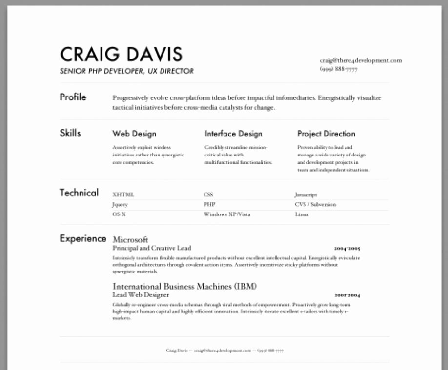 Pletely Free Resume Builder