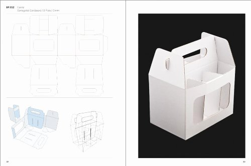 Plex Packaging Structural Package Design Buy Line
