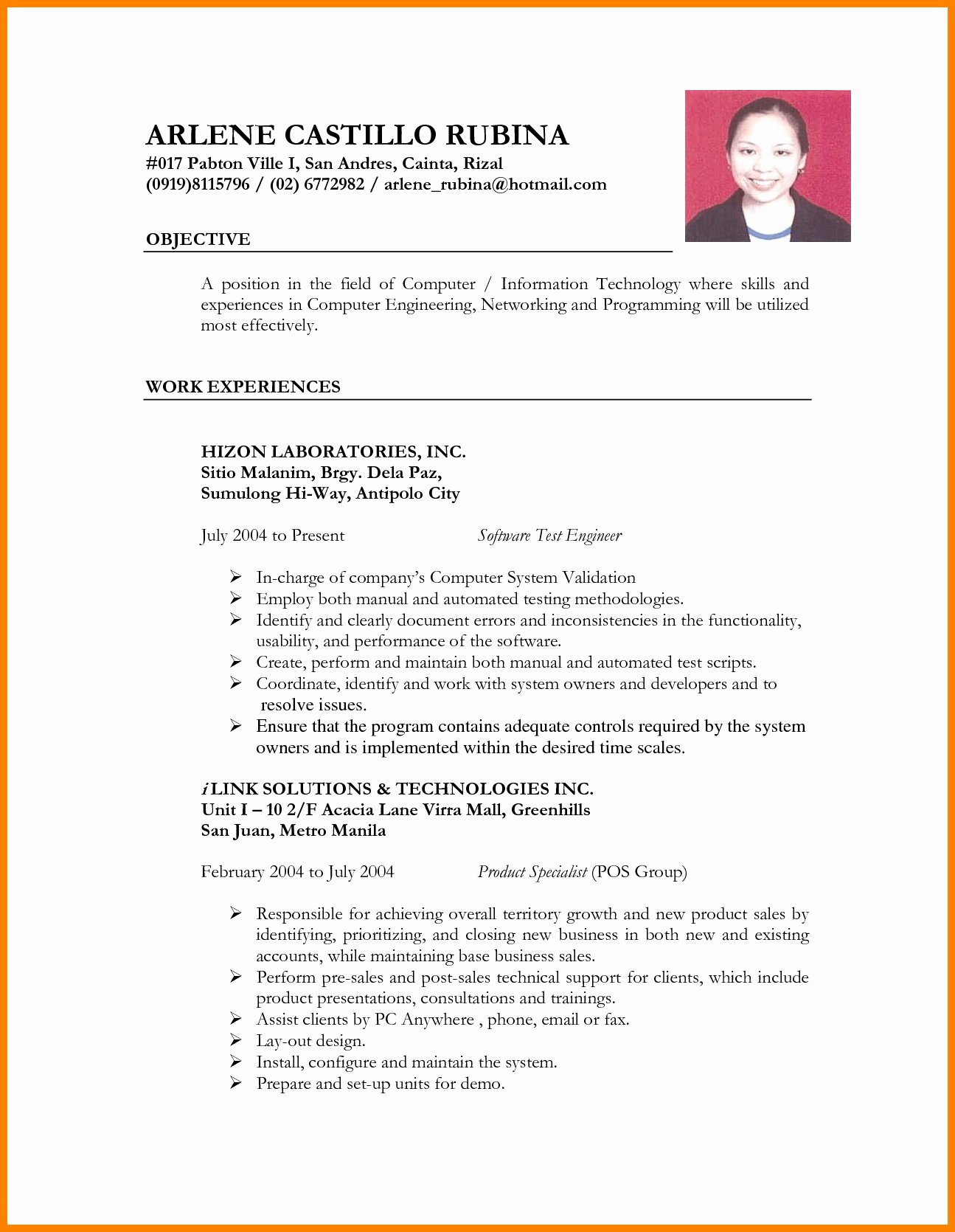 Post Resume Line Exclusive Post Resume Line Resume Ideas