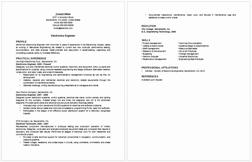 Post Resume Line Free Best Resume Collection