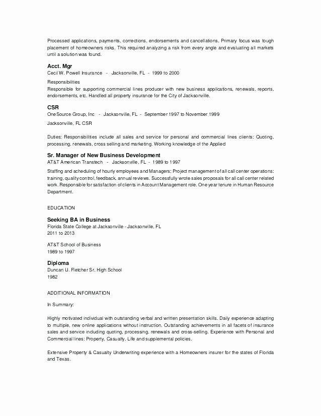 Post Resume to Indeed Sample Resume Indeed