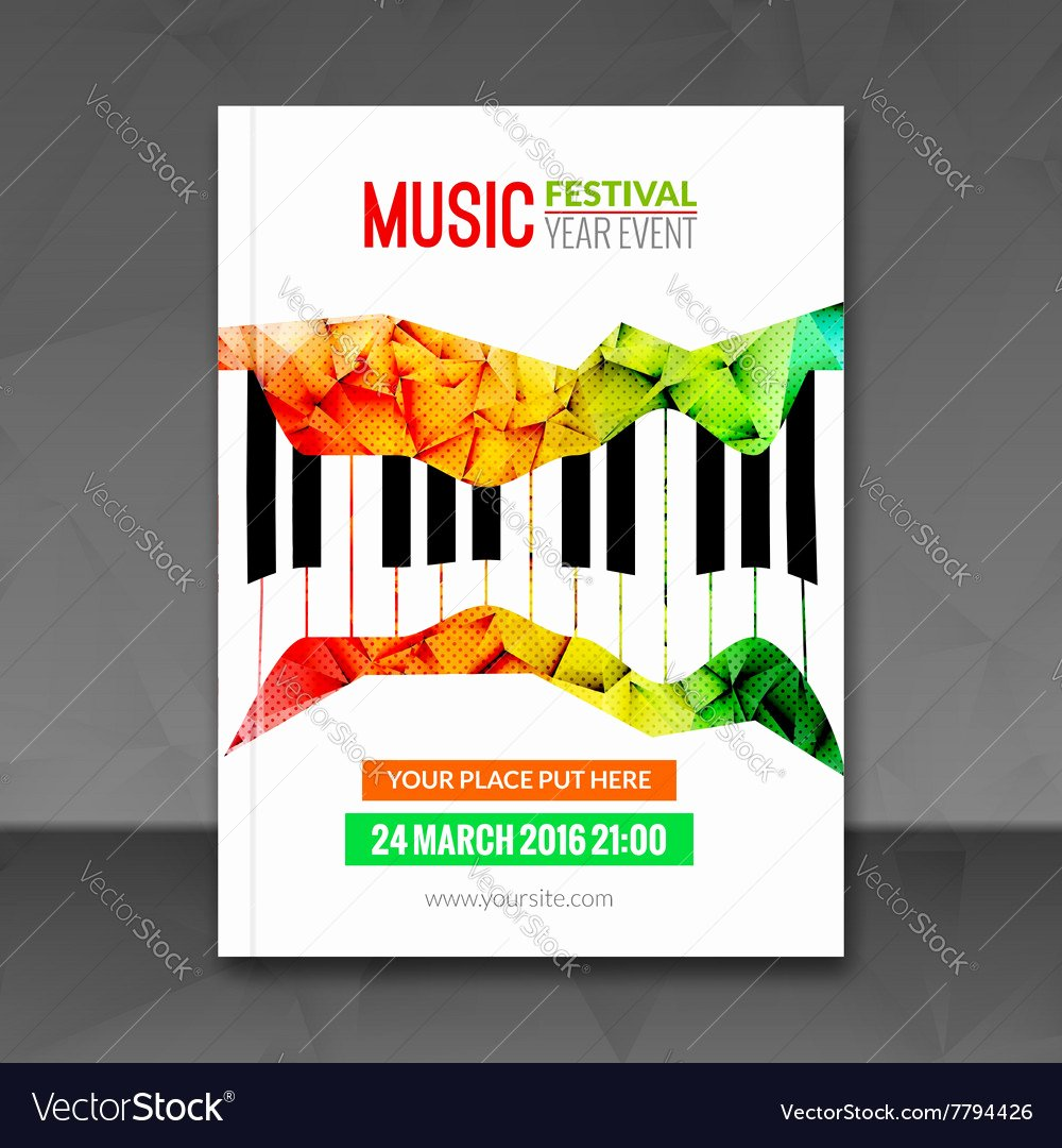 Poster Festival Poster Template