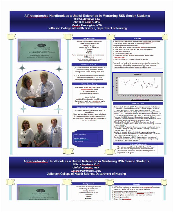 Poster Presentation 7 Free Ppt Documents Download