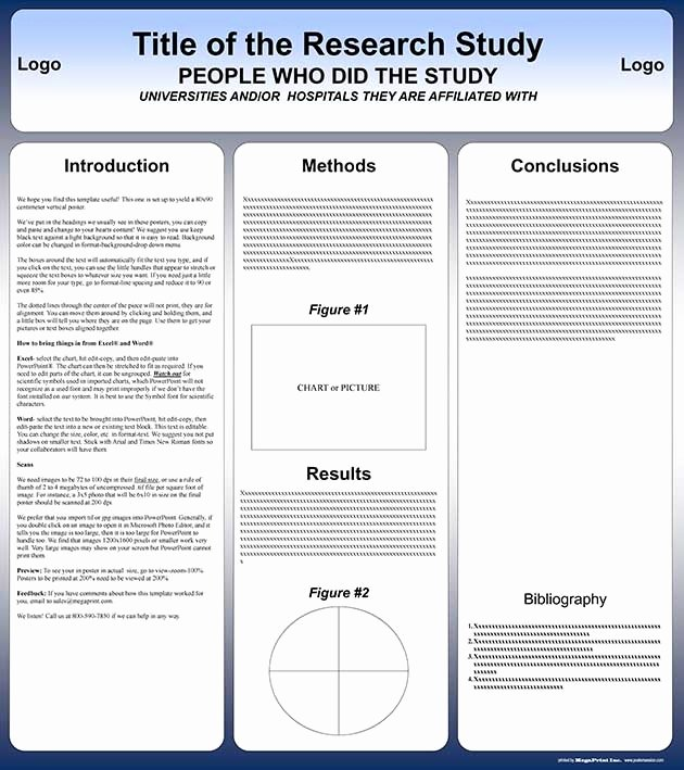 Poster Presentation Template