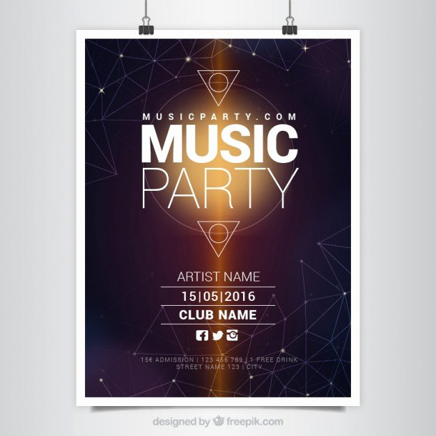 Poster Vectors S and Psd Files
