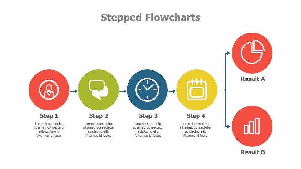 Powerpoint Flowchart Templates