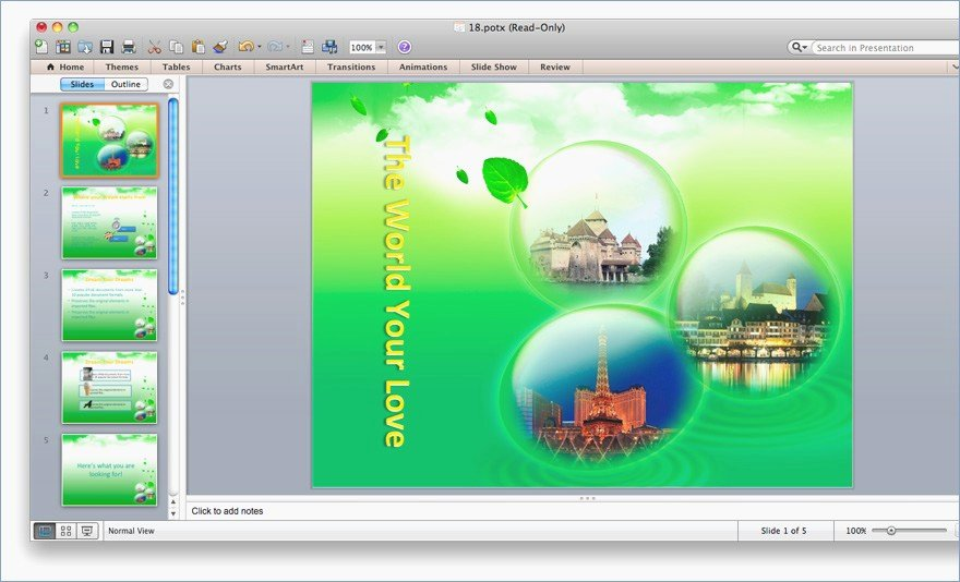 powerpoint for macbook pro free