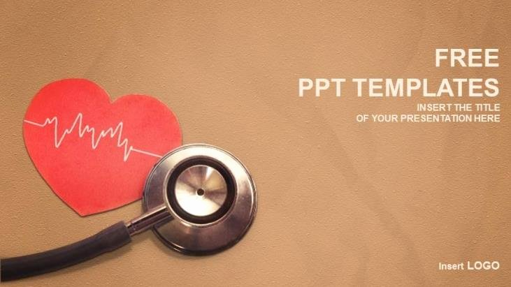 Powerpoint Free Template Medical