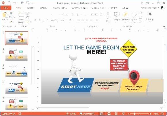 Powerpoint Game Show Template Netztipps