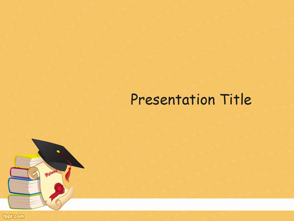 Powerpoint Template Background Free 01