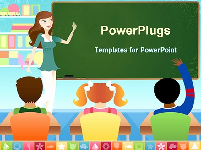 Powerpoint Templates for Teachers – the Classroom