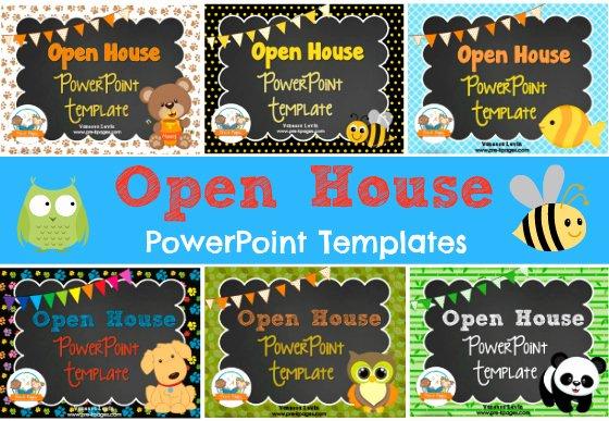 Pre K Classroom Parent Open House