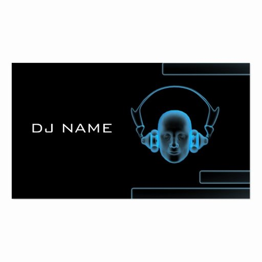 Premium Dj Business Card Templates Page7