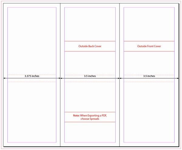Premium Member Benefit Free Tri Fold Brochure Templates